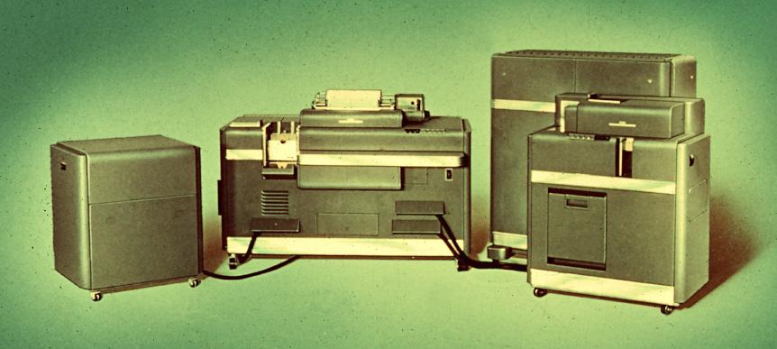 IBM serie 600 – Historia de la Informática