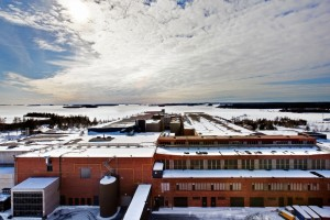 Hamina Aerial View