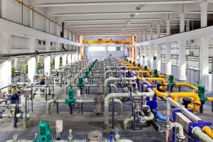 Hamina Cooling Plant